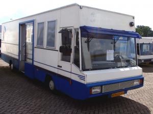 Spijkstaal Jongerenwagen of Infobus