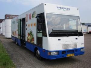 Rengocar Optima 10300 Winkelwagen