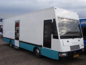 Spijkstaal Optima 9300 SRV winkelwagen